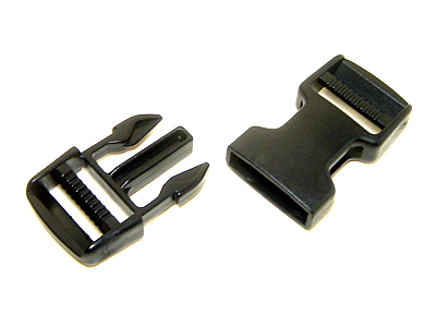 Ph328 Dual Adjustable Side Release Buckle